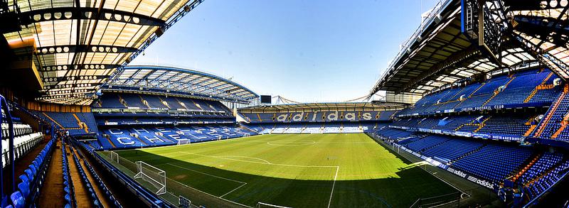 Fodboldrejse til Chelsea FC - Stamford Bridge - proforged - flickr.com