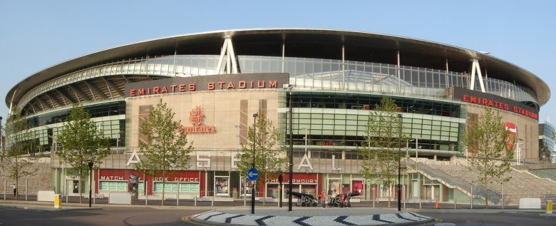 Fodboldrejse til Arsenal Emirates-Stadium-Ben-Rimmer-flickr