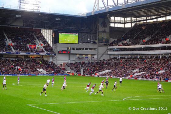 Fodboldrejse til West Ham