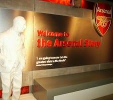 Arsenal museum Chapman