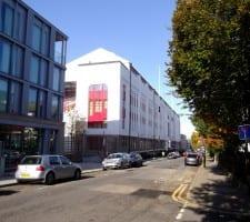 Arsenal Highbury East Stand