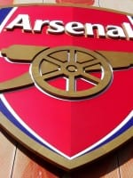 Arsenal logo - Emirates