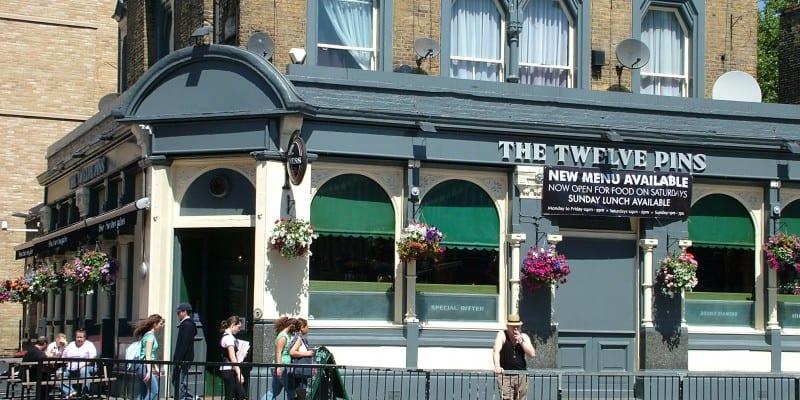 Twelve Pins Pub