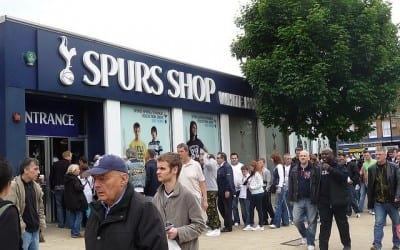 Spurs MegaStore