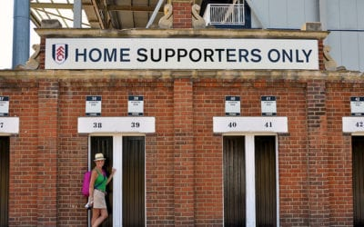 Fulham - Craven Cottage stadion tour indgang
