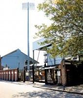 Fulham - Craven Cottage udenfor