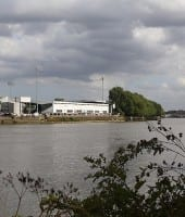 Fulham - Craven Cottage ved Themsen