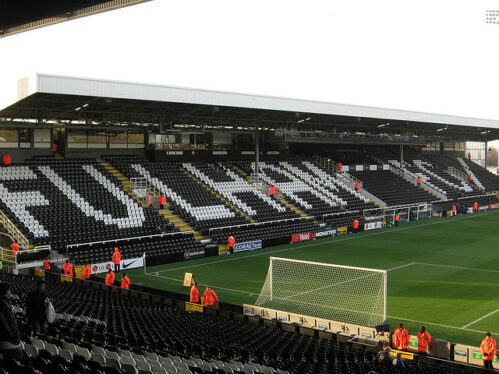 Fulham - Craven Cottage