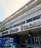 QPR Loftus Road South African rd