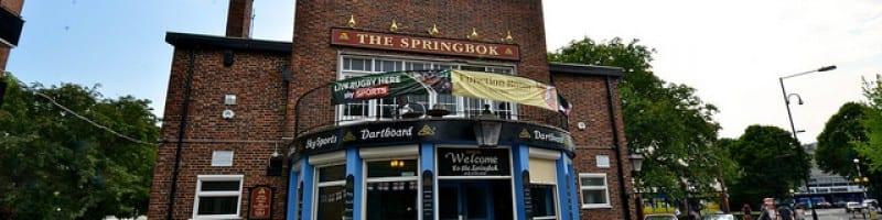 Queens Park Rangers Springbok qpr pub