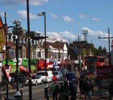 West Ham - Upton Park Green Street