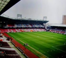 West Ham - Upton Park indenfor