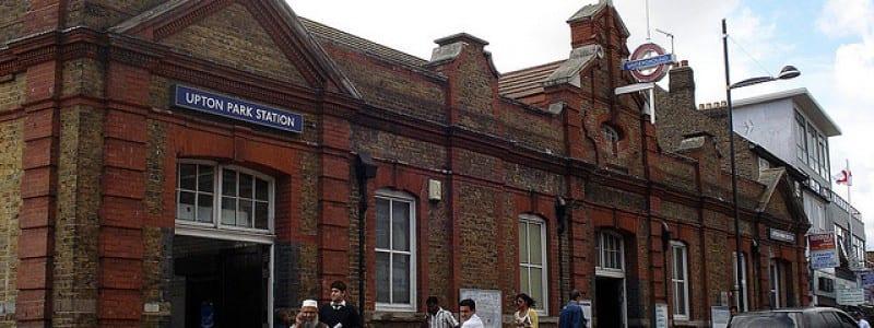 West Ham - Upton Park station