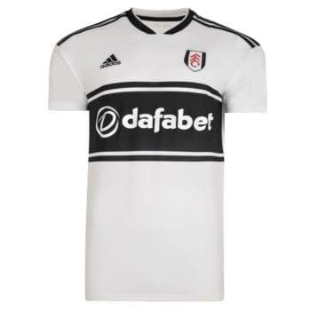 Fulham trøje 2018-19