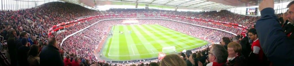 Londonklubber - Emirates