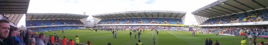 Millwall The Den