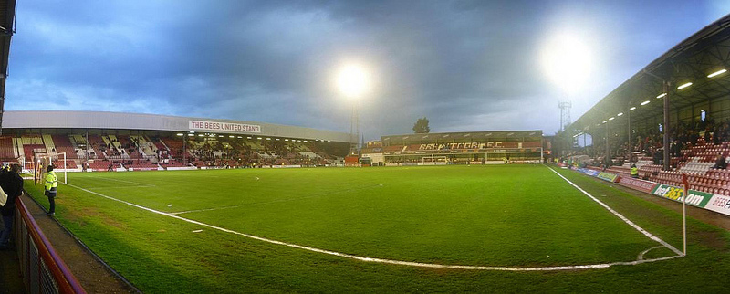 Griffin Park - Panorama - Jack Tanner - Flickr