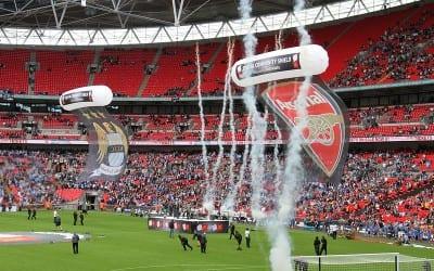 Community Shield Wembley billetter - Ronnie Macdonald - flickr