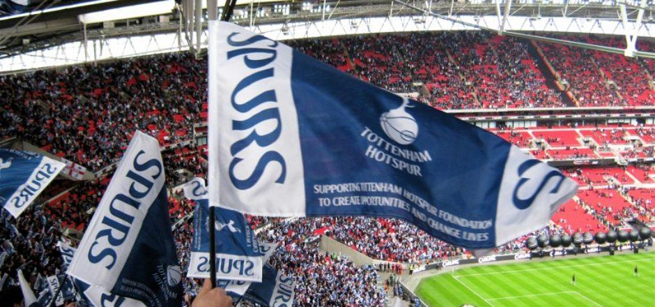 Tottenham på Wembley