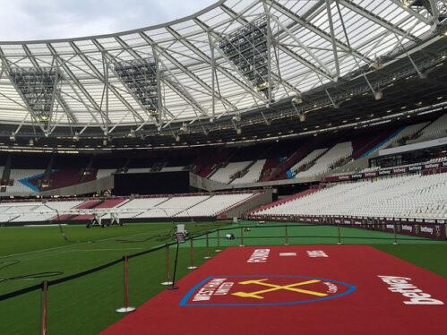 Stadion tours / Stadium Tours i London - Perfekt måde at få stillet sin foldbold-sult
