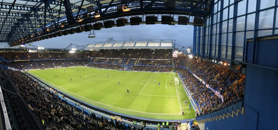 Fodbold i London februar 2020