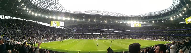 Fodboldrejse til Tottenham